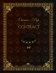 Pup Play Contract Hard Copy