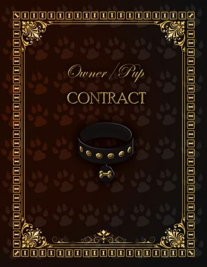Front Cover | Owner Pup Contract