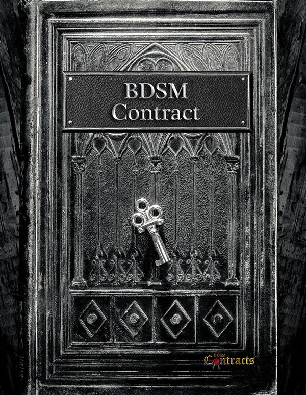 BDSM Contract Hard Copy