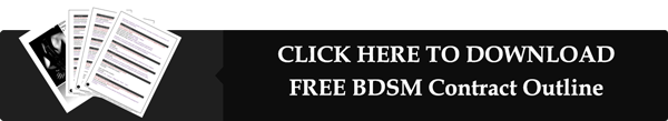 Free BDSM Contract Outline